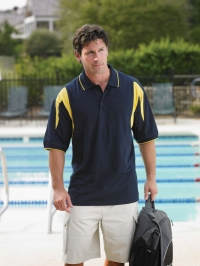 JERSEY PERFORMANCE POLO