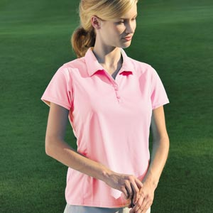 LADIES PERFORMANCE GOLF SHIRT