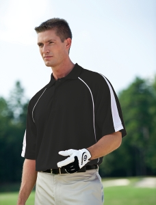 MENS PERFORMANCE GOLF W/INSERT