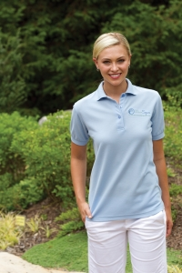 Ladies Performance Blend Polo